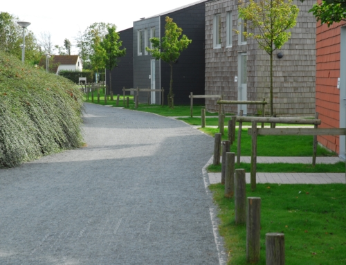 Climate Change and LID Permeable and Sustainable Paving