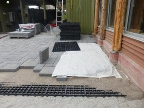 Durable porous paving Ontario
