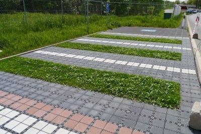 Permeable pavement Toronto